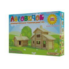 домики для кукол лесовичок