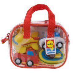 игрушечный транспорт  alex