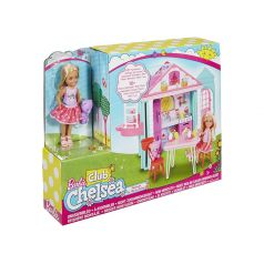 домики для кукол mattel