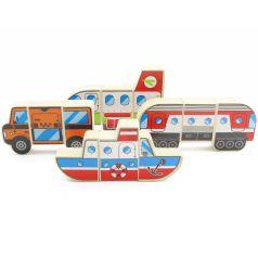 игрушечный транспорт  мир деревянных игрушек