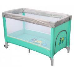 кроватка-манеж baby mix