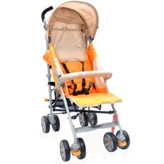 Baby Care Коляска-трость Polo 107 (Light Orange)