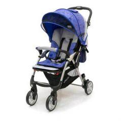 Jetem Прогулочная коляска Tourneo (Flover Blue/Licht Grey)