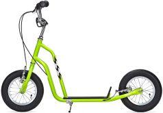 Yedoo Самокат 2-х колесный Wzoom (зеленый)