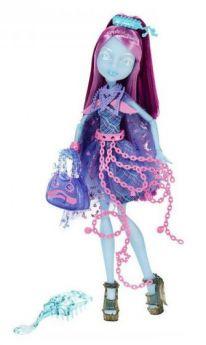 "Mattel Кукла Monster High.  ""Ученики-призраки""- Kiyomi Haunterly"