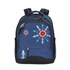 4YOU Рюкзак Compact Винтажный павлин