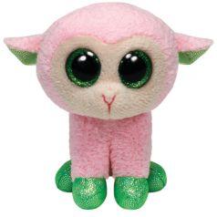 TY Мягкая игрушка Beanie Boo's Овечка Babs 12 см