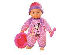 "Simba Пупс ""Нежный малыш"" Minnie Mouse , 20 см"