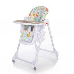 Baby Care Стульчик для кормления Fiesta (серый)
