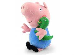 """Peppa Pig, Мягкая игрушка """"Джордж с динозавром"""", 40см"""