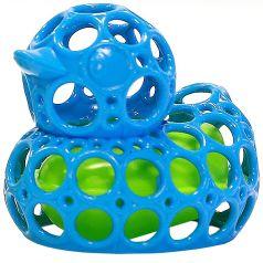 Oball Игрушка для ванны Уточка (голубая)