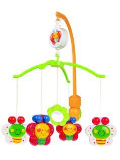 Canpol Babies Музыкальный мобиль бабочки