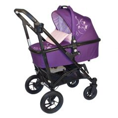 Babyhit Коляска 2 в 1 DRIVE 2 (фиолетовая)