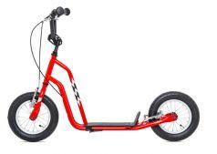 Yedoo Самокат 2-х колесный Wzoom (красный)