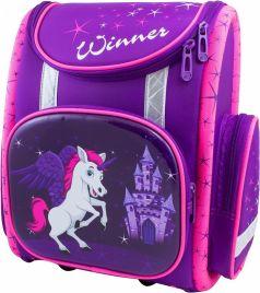 Winner Ранец 1007 раскладной с мешком для обуви