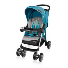 Baby Design, Прогулочная коляска WALKER LITE (05 TURQUOISE)