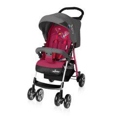Baby Design Прогулочная коляска MINI NEW 08 (розовая)