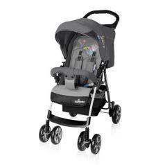 Baby Design Прогулочная коляска MINI NEW 07 (серая)