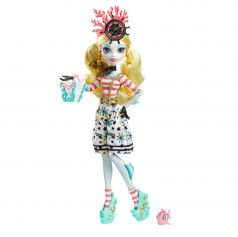 Mattel, MONSTER HIGH Лагуна Блю Пиратская авантюра