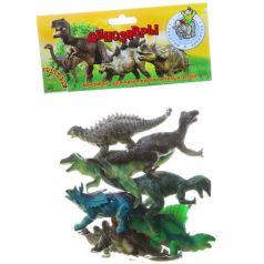 Bondibon, Набор животных Ребятам о Зверятах Динозавры 7 штук