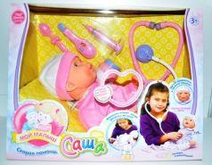 Play Smart Кукла Саша Скорая Помощь