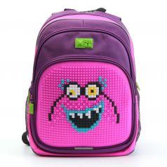 4ALL Рюкзак Kids фиолетово-розовый