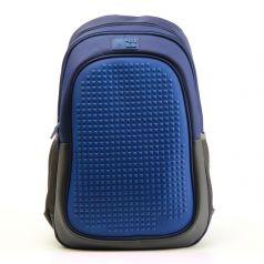 4ALL Рюкзак Case + пиксели (темно-синий)