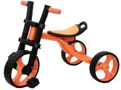 VipLex Велосипед 3-х колесный 706B оранжевый