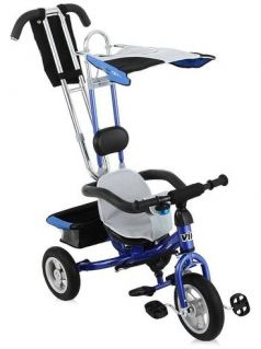 VipLex Велосипед 3-х колесный 903-2А (синий)