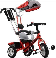 VipLex Велосипед 3-х колесный 903-2А красный