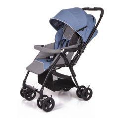 Jetem Прогулочная коляска Neo Plus Blue 17 (синяя)