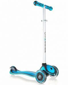 Y-Scoo, Самокат RT GLOBBER My Free NEW Technology blue aqua