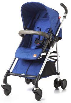 GB Коляска-трость STRETE D613R blue