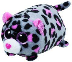 TY Мягкая игрушка Teeny Tys Леопард Miles 11 см