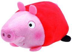 TY Мягкая игрушка Teeny Tys Свинка Пеппа 11 см