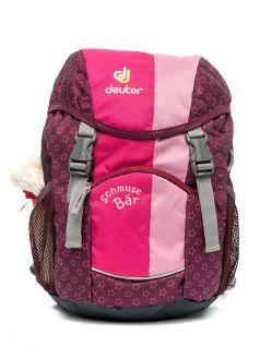 Deuter Детский рюкзак SCHMUSEBAR pink