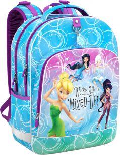 ErichKrause Школьный рюкзак Феи Disney Цветочная вечеринка