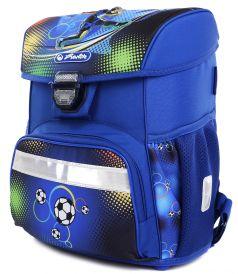 Herlitz Ортопедический ранец для школьника Loop без наполнения Soccer