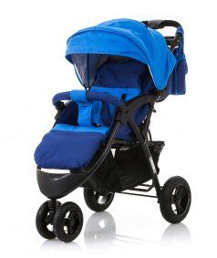 Babyhit Прогулочная коляска Voyage Air темно-синяя