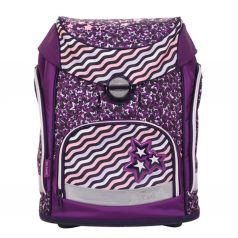 TIGER FAMILY Ортопедический школьный рюкзак для начальной школы 18 литров Звезда