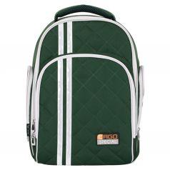 TIGER FAMILY Ортопедический школьный рюкзак для средней школы 19 литров хаки