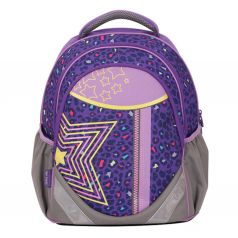 TIGER FAMILY Ортопедический школьный рюкзак для начальной школы 21 литр Глэм