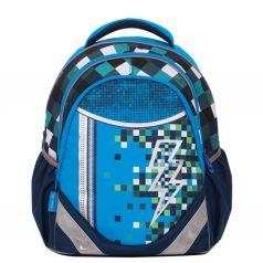 TIGER FAMILY Ортопедический школьный рюкзак для начальной школы 21 литр Молния