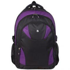 BRAUBERG Рюкзак для старших классов Пурпур