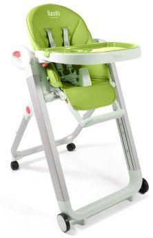 Nuovita Стульчик для кормления Futuro Verde Bianco
