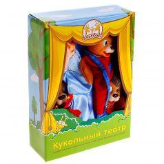Жирафики Кукольный театр Три медведя 4 куклы