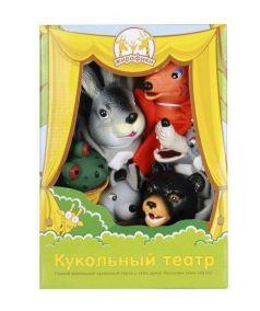 Жирафики Кукольный театр Теремок 6 кукол
