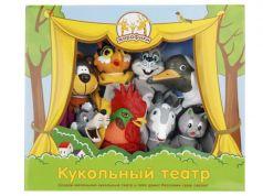Жирафики Кукольный театр Потешки 8 кукол
