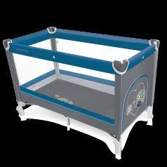 Baby Design Манеж-кровать Simple 2017 03 BLUE