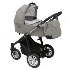 Baby Design Коляска 2 в 1 Lupo Comfort Limited 02 satin